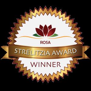 ROSA-Strelitzia-Winner-Badge