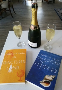 Celebrating our first books
