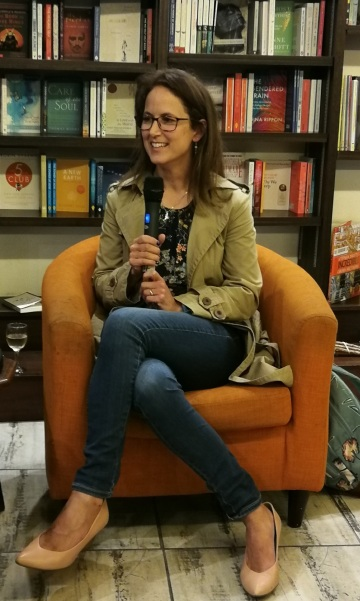 Shadow Flicker launch at Book Lounge3