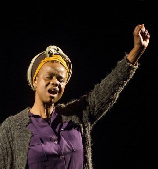 55 Mother to Mother in Grahamstown National Arts Festival, 2012