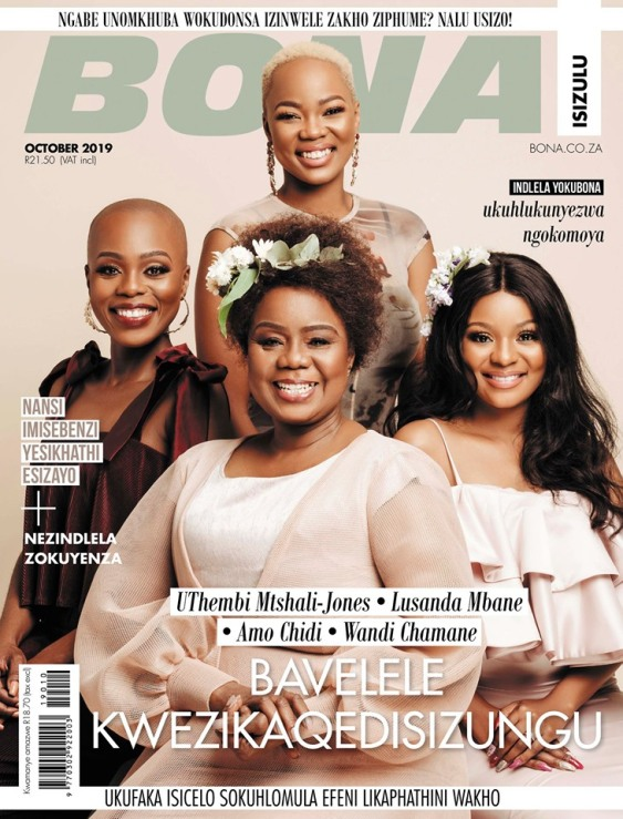 BONA October 2019 isiZulu edition