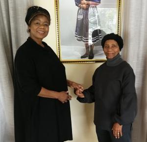 Sindiwe and Thembi