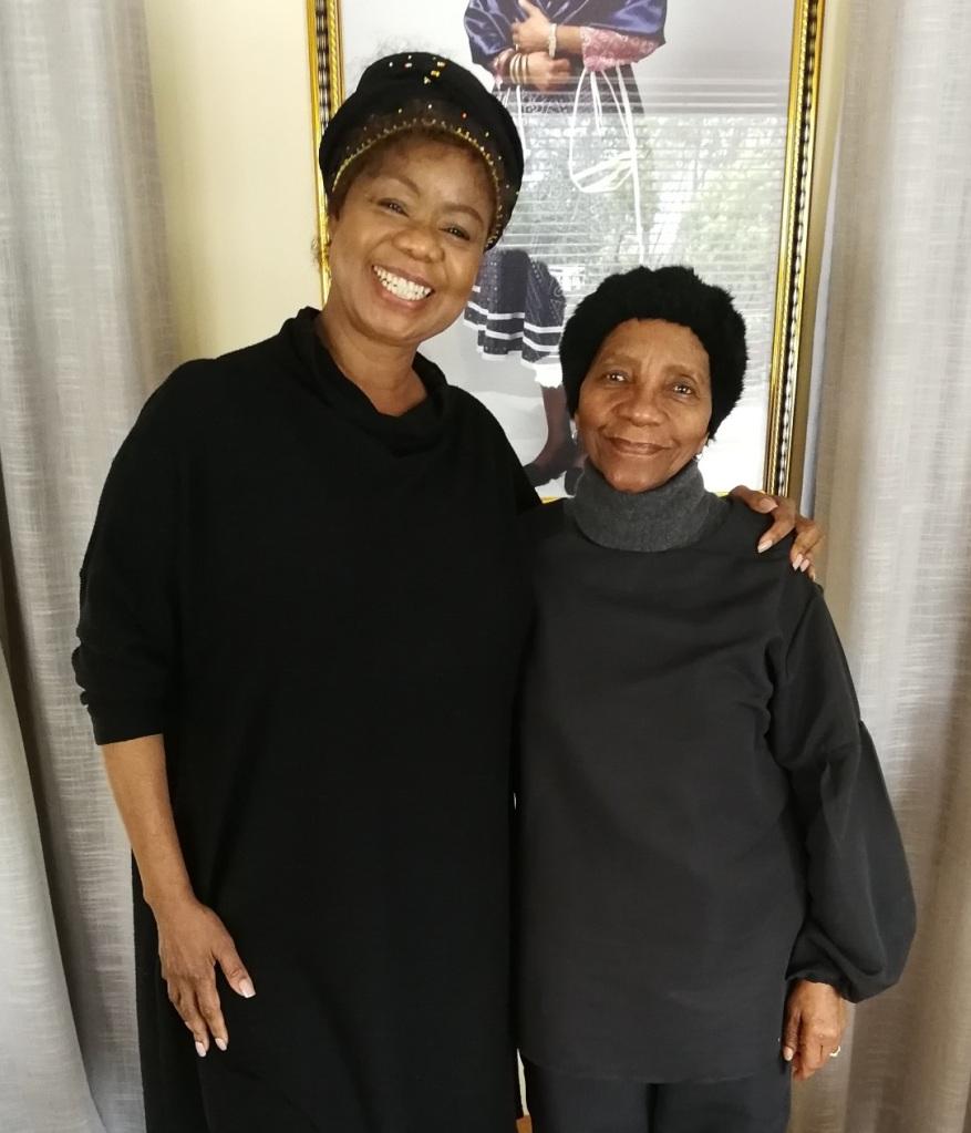 Thembi and Sindiwe