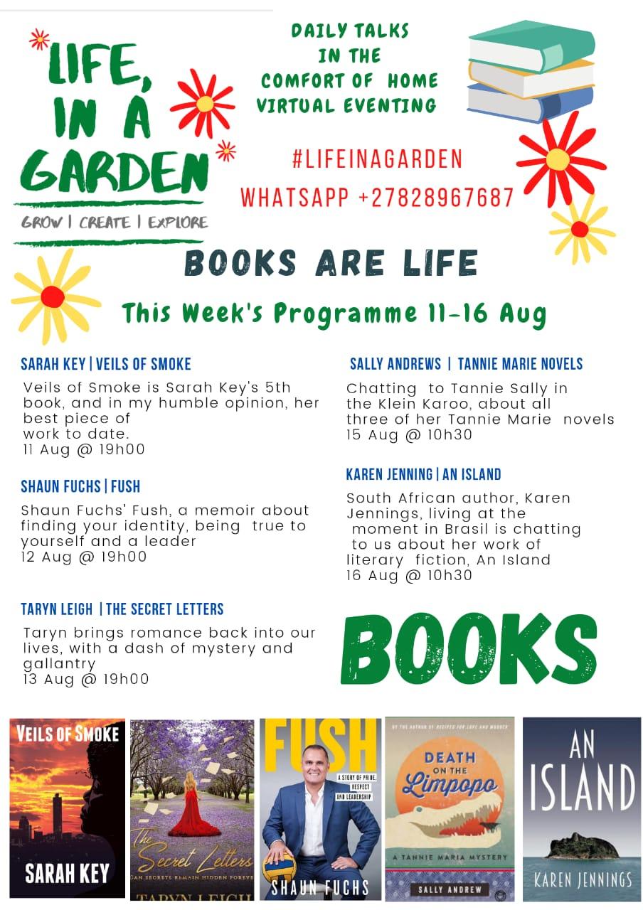 Life in a Garden Talk with Karen Jennings