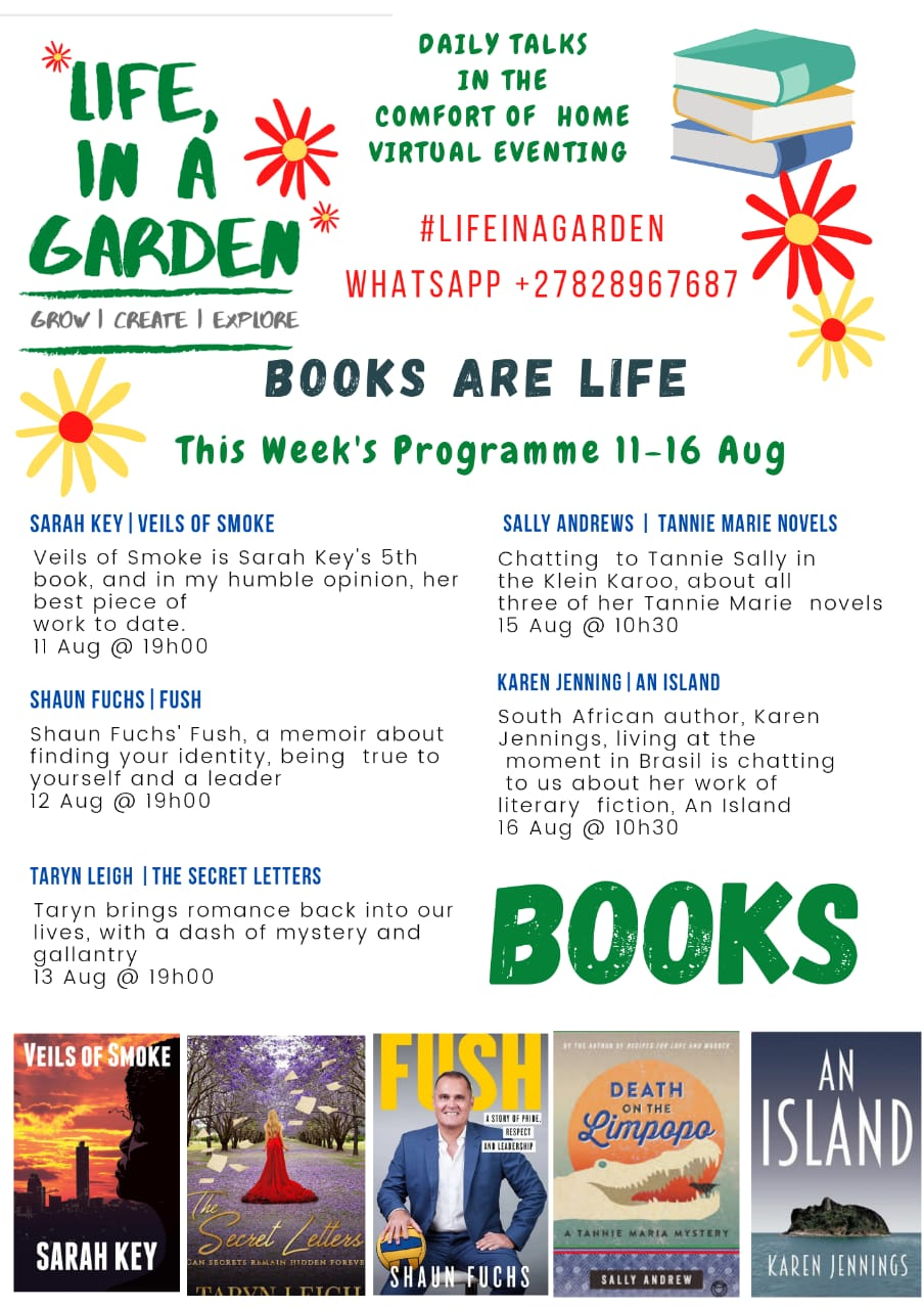 Life in a Garden Talk with Karen Jennings